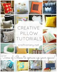 Oversized Throw Pillows For Couch by Craftionary
