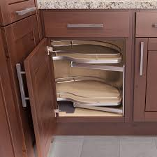 Blind Corner Kitchen Cabinet Ideas by Corner Cabinet Pull Out Office Table