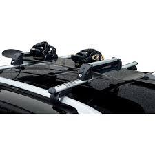 porte skis pour barres de toit white 4 menabo pas cher à prix