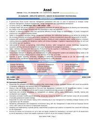 HR Manager Sample Resumes, Download Resume Format Templates!