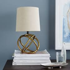 Mini Geodesic Table Lamp