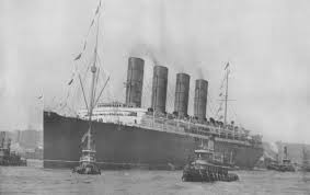 Rms Lusitania Model Sinking by Woodrow Wilson Did He Know The Lusitania Carried Munitions