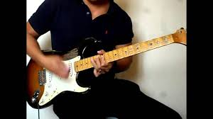 John Frusciante Relic Sunburst Strat Stratocaster Demo By DY Guitars