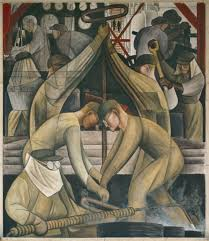Stalinist Mural Diego Rivera Rockefeller Center by Diego Rivera And Frida Kahlo In The Motor City Interview With