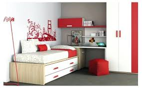 chambre basketball lit gigogne avec bureau chambre complate composace dun