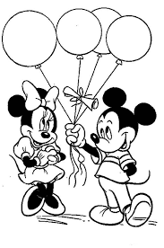 Print Minnie Mouse Coloring Pages For Kids Printable In
