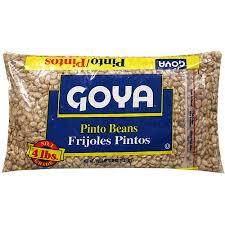 Goya Pinto Beans 4LB Pack Of 6