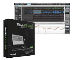 Cakewalk SONAR Professional Upgrade From Home Studio Image 1