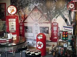 Vintage Garage Decor Hot Rod