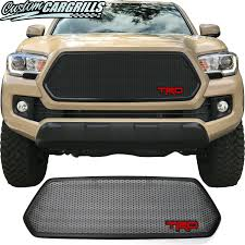 100 Grills For Trucks 20162017 Toyota Tacoma Custom By Customcargrillscom Rods