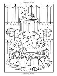 Creative Haven Designer Desserts Coloring Book Books Eileen Rudisill Miller