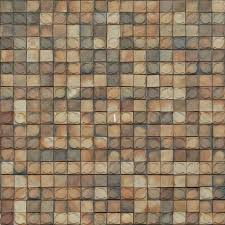 Even Seamless Texture Of Square Tiles In Various Colors With Circular Shapes On Surfaces