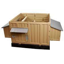 Amazon.com : Formex Snap Lock Standard Chicken Coop Backyard Hen ... Good Ideas Chicken Coop With Nesting Box And Roosting Bar Features Summerhawk Ranch Extra Large Victorian Teak Barn Abc Acres Chickens Old Red 37 With Medium Coops That Rooftop Roof Top Planter Precision Pet Products Dog House Chewycom Scolhouse Saloon 22 Diy You Need In Your Backyard Quality Built Nesting Boxes Doors Ramps Best Housing Review Position