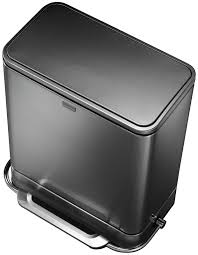 Trash Cans Bed Bath Beyond by Kitchen Appealing Simplehuman Trash Cans For Modern Kitchen And