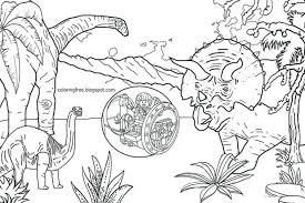 Dinasaur Coloring Pages Realistic Dinosaur Bones