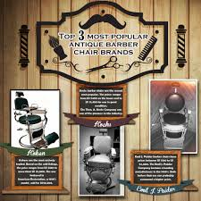 antique collector antique barber chairs online