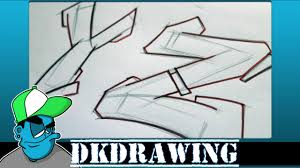 100 Grafitti Y Graffiti Tutorial For Beginners How To Draw Cool Letters Z