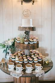 How To Make A Wedding Cake Stand Inspirational Cupcake Mickey Cupcakes Rustic Wood Tree