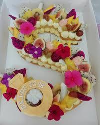 Glutenfreie Muttertagstorte Letter Cake Ohne Backen Ganz Einfach