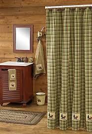 Moose Shower Curtain Shop Everything Log Homes