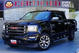 100 Certified Pre Owned Trucks 2016 GMC Sierra 1500 SLT For Sale At Finchers