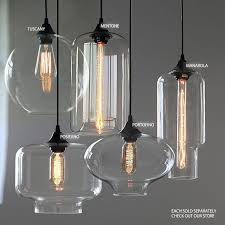 Pottery Barn Kitchen Ceiling Lights by Beautiful Glass Pendant Light Fixtures City Glass Pendant Pottery