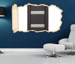 3d wandtattoo tapete tür muster durchgang eingang durchbruch selbstklebend wandbild wandsticker wohnzimmer wand aufkleber 11o1913