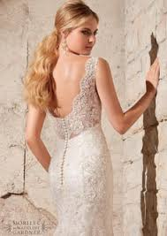2711 bridal gowns dresses crystal beaded embroidery tulle