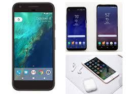 Apple iPhone 7 Plus vs Google Pixel XL vs Samsung Galaxy S8 Which
