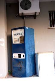 Old School Coffee Vending Machine By Roboto Factory On Flickr