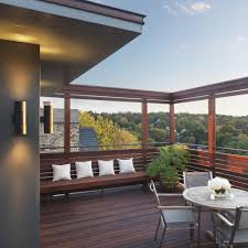 Bring In Increased Home Value With Rooftop Deck Ideas — The ... Patio Deck Designs And Stunning For Mobile Homes Ideas Interior Design Modern That Will Extend Your Home On 1080772 Designer Lowe Backyard Idea Lovely Garden The Most Suited Adorable Small Diy Split Level Best Nice H95 Decorating With Deck Framing Spacing Pinterest Decking Software For And Landscape Projects