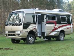 The I Bus 800 Is Built By 4x4 Motorhomes In Australia It Sits On An Isuzu Engine And Drivetrain A True System With Both High Low Ranges