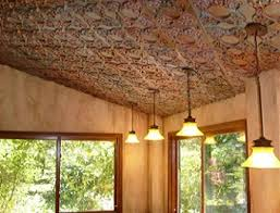 decorative ceiling tiles to transform your room from plain to