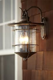 Attractive Best 25 Rustic Wall Lighting Ideas On Pinterest Reclaimed Wood Intended For Lantern Style Indoor Sconces Plans
