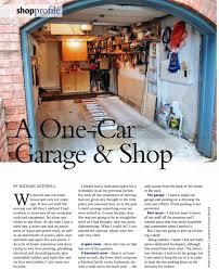 A e Car Garage Workshop • WoodArchivist