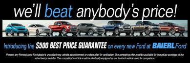 Baierl Ford | We'll Beat Anybody's Price! | New & Used Ford ... Used Freightliner Trucks For Sale In East Liverpool Oh Wheeling Pin By Bob Ireland On Pittsburgh Pinterest Fire Trucks Ford In Pa On Buyllsearch 2007 Intertional 9400 Dump Truck For 505514 2017 Lvo Vnl64t Tandem Axle Sleeper 546579 Van Box Service Utility Mechanic Business Class M2 106 2015