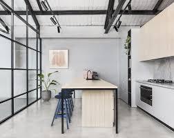 100 Melbourne Warehouse Art Deco Becomes A Studio Home