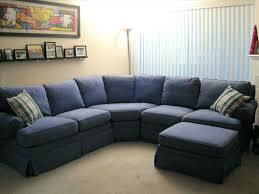 Cindy Crawford Microfiber Sectional Sofa by Navy Blue Microfiber Sectional Sofa Swirl Upholstery Fabric Sky