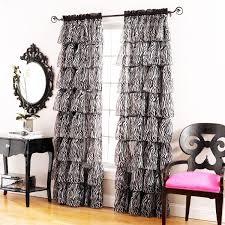 Zebra Curtain by Best 25 Zebra Curtains Ideas On Pinterest Baby Curtains Kids