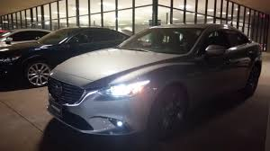 2017 Mazda 6 Amazing night view