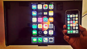 Screen Mirroring with iPhone Wirelessly No Apple TV Needed