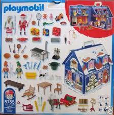 maison du pere noel playmobil 1d fête de noël 5755 3517 ou 4058 maison du père noël photo