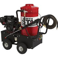 NorthStar Gas Wet Steam & Hot Water Pressure Washer — 2,700 PSI, 2.5 ...