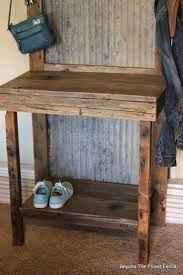 Best 25+ Rustic Hall Trees Ideas On Pinterest | Farmhouse Hall ... 25 Unique Barn Wood Crafts Ideas On Pinterest Best Board Decor Projects Rustic Hall Trees Farmhouse Wood Mirror Matthew Colleens Blog Old Fence Boards Made Into A Head I Love It So Going To 346 Best Sheet Metal Images Balcony 402 Unique Framing Ideas Picture Frame Trim My House Stardust Designs Wall How To Create Weathered Barnwood Look With This Inexpensive Old Barn