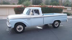 100 1965 Ford Truck For Sale F250 Custom Cab Fully Restored Rustfree Truck 352 4 Speed