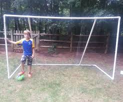 PVC Soccer Goal 10' X 6' X 4.5': 4 Steps (with Pictures) Soccer Backyard Goals Net World Sports Australia Franklin Tournament Steel Portable Goal 12 X 6 Hayneedle Floating Backyard Couch Swing Kodama Zome Business Insider Procourt Mini Tennis Badminton Combi Greenbow Number 1 Rated Outdoor Systems For Voeyball Pvc 10 X 45 4 Steps With Pictures Golf Nets Driving Range Kids Trampoline Bounce Pro 7 My First Hexagon Jugs Smball Packages Bbsb Hit At Home Batting Cage Garden Design Types Pics Of Landscaping Ideas