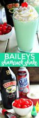 Pumpkin Spice Baileys Recipe by Baileys Shamrock Shake Recipe Baileys Irish Cream Shamrock