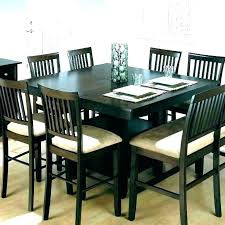 High Top Dining Table Set Kitchen Tables Dinner