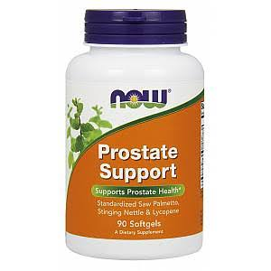 Now Foods Prostate Support Supplement - 90 Softgels