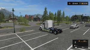 T908 SLEEPER CAB V1.0 Truck - Farming Simulator 2017 Mod / FS 17 Mod